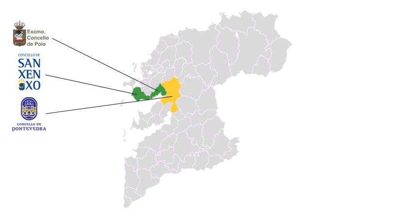 Municipios-Pontevedra
