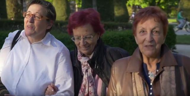 Se ha presentado el documental GESTOS, en el que se narra la historia de superación de tres personas ostomizadas y sus enfermeras expertas de referencia.