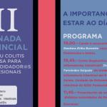 III Jornada Provincial para Pacientes de Crohn o Colitis Ulcerosa, Ciudadores/as y Profesionales